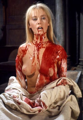 Lust for a Vampire, Jimmy Sangster, 1971.