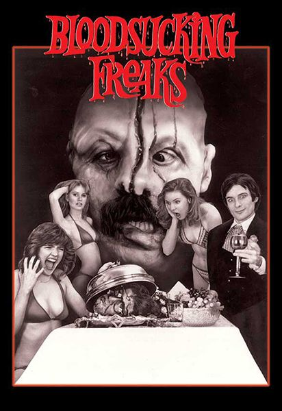 Bloodsucking freaks, Joel M. Reed, 1976.