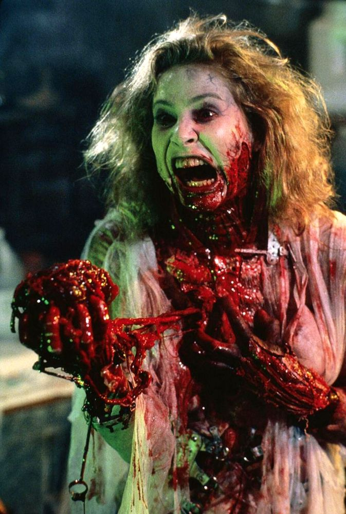 Re-Animator 2 (Bride of Re-Animator), Brian Yuzna, 1990.